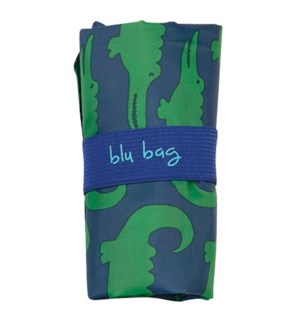 Alligators Blu Bag