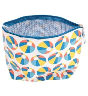 Beach Ball Pouch Large