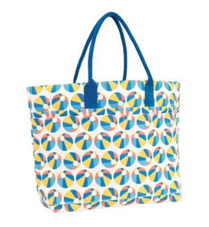 Beach Ball Beach Tote