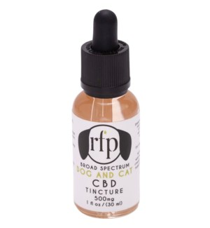 CBD for Dogs & Cats (1 oz) 500mg