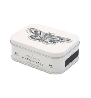 Match Tin- Moth Citronella