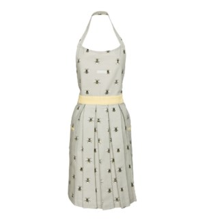 Adult Apron - Bees - Vintage Style