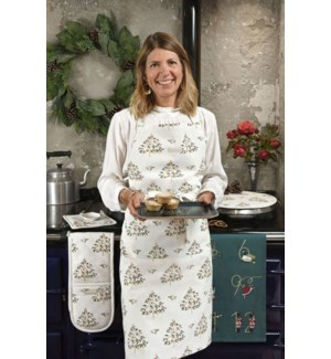 Adult Apron - Partridge In A Pear Tree