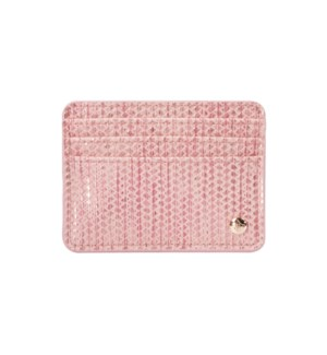 Aruba Pink Slim Card Holder
