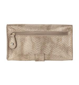 Havana Sand Jane Wristlet Phone Wallet