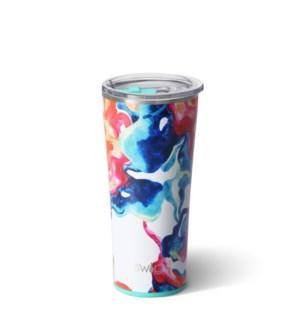 Color Swirl Tumbler (22oz)