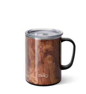 Black Walnut Mega Mug (24oz)