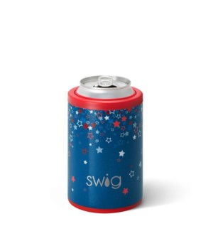Swig 12oz Combo Cooler-Star Burst