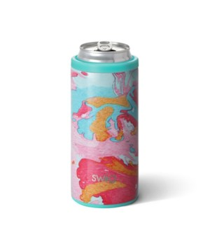 Swig 12oz Skinny Can Cooler-Cotton Candy
