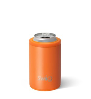 Swig 12oz Combo Cooler-Matte Orange