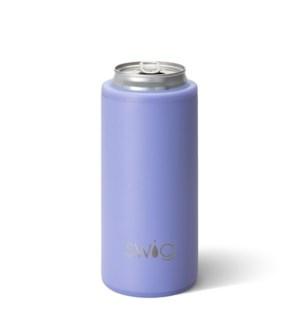 Swig 12oz Skinny Can Cooler-Matte Hydrangea