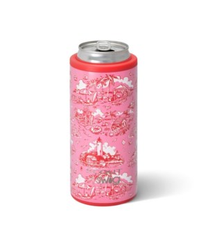 Swig 12oz Skinny Can Cooler- SCOUT- Beachy Keen  ETA: EARLY JUN