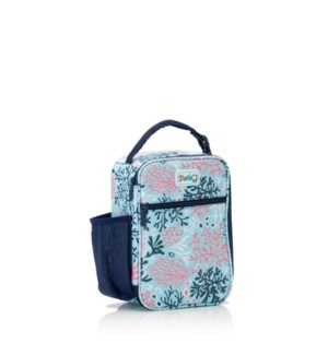 Coral Me Crazy Boxxi Lunch Bag