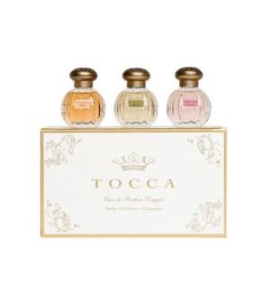 Eau de Parfum Viaggio Classic - 3 x 15ml EDPs Cleopatra, Stella, Florence