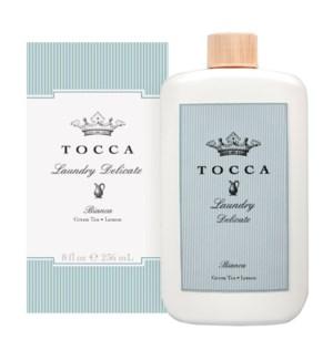 Bianca Laundry Delicate - 8oz Green Tea, Lemon Fine Fabric Wash