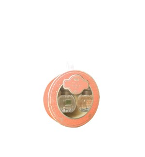 TOCCA Holiday Ornament- 2 x 5 mL EDP, Florence, Stella