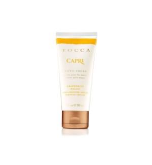 Capri 3oz Hand Cream TESTER