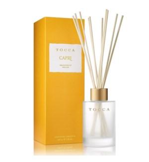 Capri Profumo d'Ambiente - Fragrance Reed Diffuser 4 oz TESTER