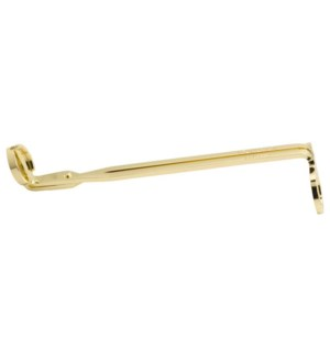 Candle Wick Trimmer - Gold