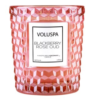 BLACKBERRY ROSE & OUD Classic Candle