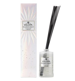 Bourbon Vanille  Reed Diffuser
