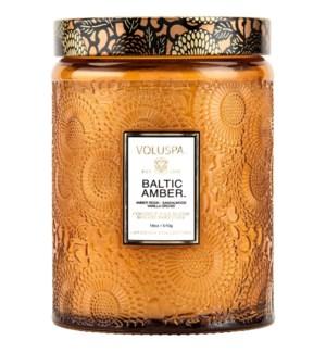 Baltic Amber 18oz Large Jar