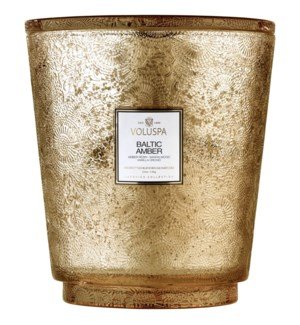 Baltic 5 Wick Hearth Candle
