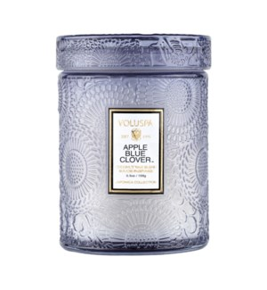 Apple Blue Small Jar Candle