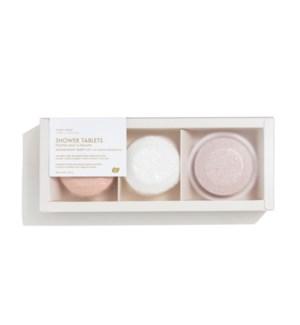Aromatherapy Variety Set Shower Tablets (Set of 3)