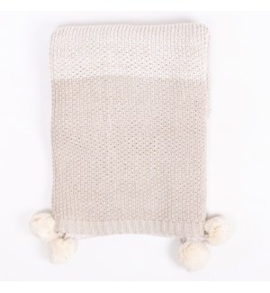 Bodhi Knit Throw Mist