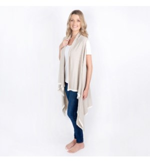 Organic Cotton Berkeley Cape Birch