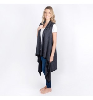 Organic Cotton Berkeley Cape Graphite