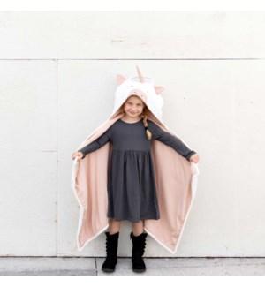 Kids Travel Blanket Unicorn