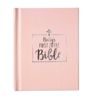 Baby's First Little Bible (Pink)
