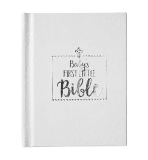 Baby's First Little Bible (White)