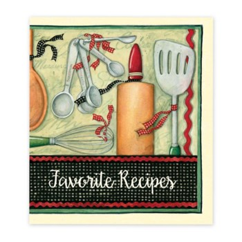 Cook With Love Recipe Binder ETA 6/8