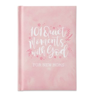 101 Quiet Moments With God Gift Book, Girl*