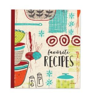 Made With Love Recipe Binder