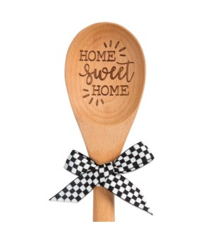 Home Sweet Home Sentiment Spoon