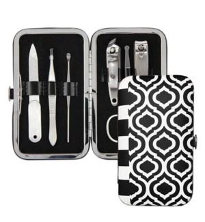 Black & White Manicure Set*
