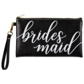 """Bridesmaid"" Wedding Zippered Bag*"