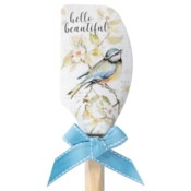 """Hello Beautiful"" Simple Inspirations Spatula*"