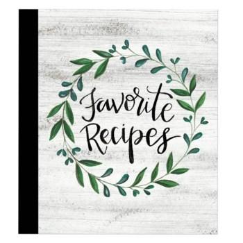 Vintage Kitchen Recipe Binder