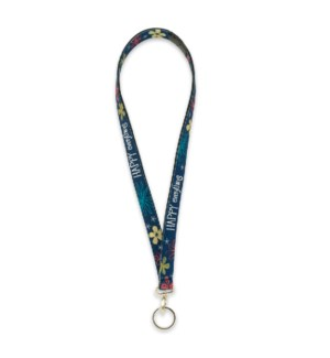 Happy Everything Lanyard