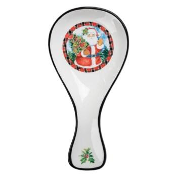 Santa Claus Spoon Rest