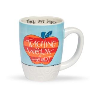 Teach Love Inspire Gift Mug*