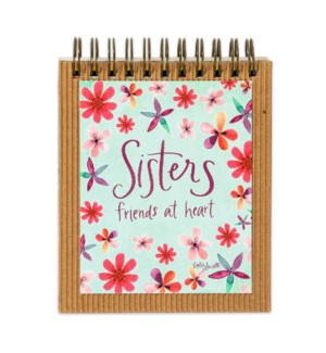 Sisters: Friends At Heart EaselBook