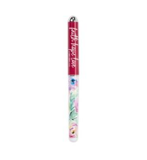 Faith Hope Love Rollerball Pen