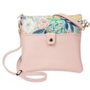 Bella Caroline Pale Pink Crossbody Bag*
