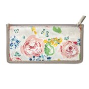 Bella Caroline Gray Carry-All Wallet*